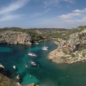 Tours a vela en Menorca