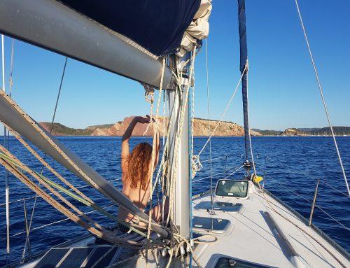 Vacaciones en velero a MenorcaDel 02/06/2018 al 08/06/2018